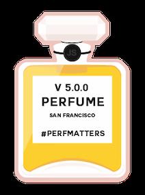 Perfume.js logo